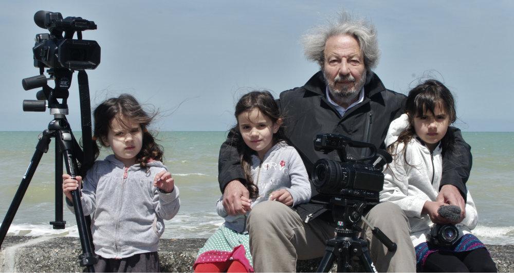 film director Hamid Benamra