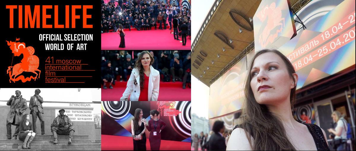 Stephanie Benamra Moscow MIFF