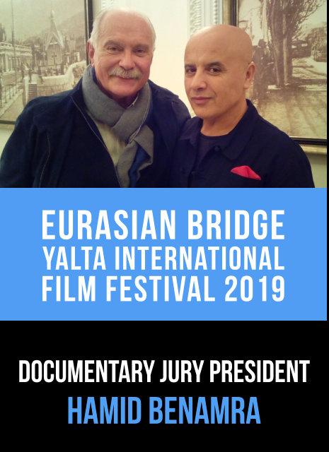 Hamid Benamra Jury Yalta