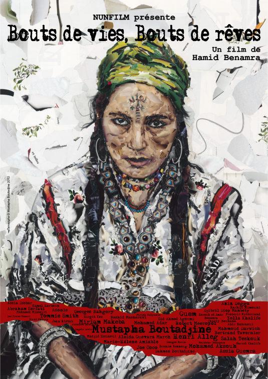 Boutadjine Poster film Hamid Benamra