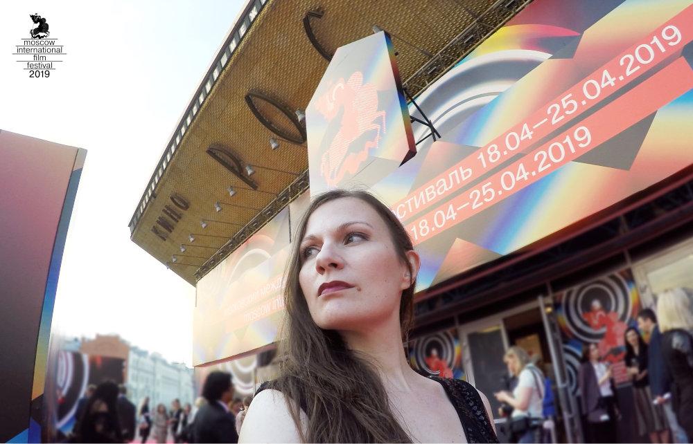 Timelife Stephanie Benamra 41 MIFF Moscow film Hamid Benamra